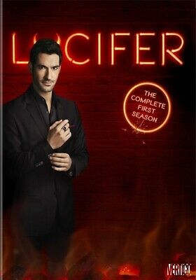 Lucifer: The Complete First Season (DVD,2016)