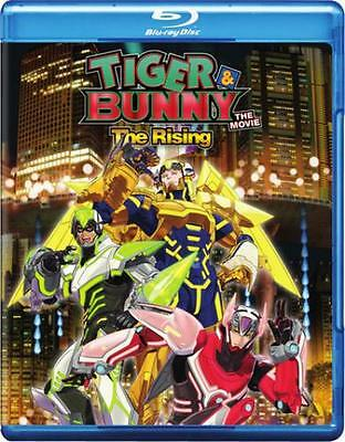 Tiger & Bunny The Movie: The Rising (DVD,2015)