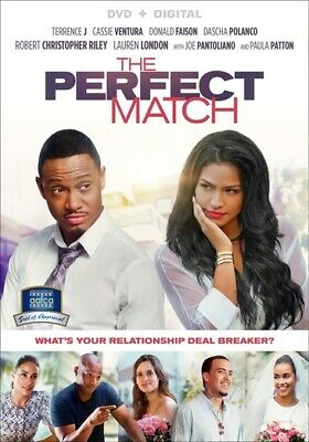 The Perfect Match (DVD,2016)