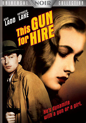 This Gun For Hire (DVD,1942)