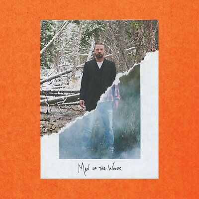 JUSTIN TIMBERLAKE MAN OF THE WOODS CD (Released 2018)