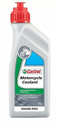 Castrol Motorcycle Scooter Blue Coolant 1 Litre pre-mixed