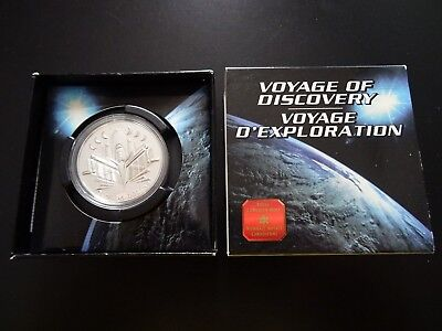 Canada 2000 One Dollar (Voyage Of Discovery) Silver 925 Proof (2°Lotto).