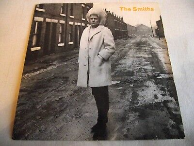 The Smiths ~ Heaven Knows I'm Miserable Now ** 1984 Rough Trade 45