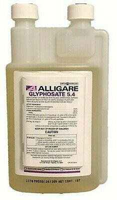 Glyphosate 5.4 - 53.8% Aquatic Glyphosate (No surfactant) - 1 Quart