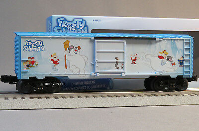 LIONEL FROSTY THE SNOWMAN BOXCAR 2017 O GAUGE train box car holiday 6-83925 NEW