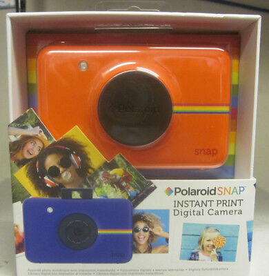 Polaroid SNAP Instant Print Digital Camera (Pink)