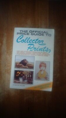 The Official price guide to Collectors Prints SC
