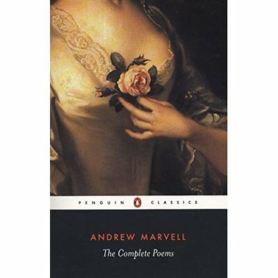 The Complete Poems (Penguin Classics) - Paperback NEW Marvell, Andrew 2005-04-28