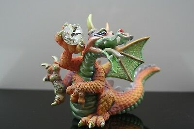 Franklin Mint Mood Dragons Cocky Collectible Dragon Figurine