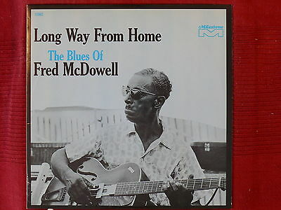 LP Fred McDowell Long Way From Home    OBC-535