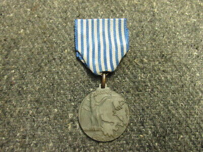 Wwii Italian Medal For The Occupation Of Greece-Original