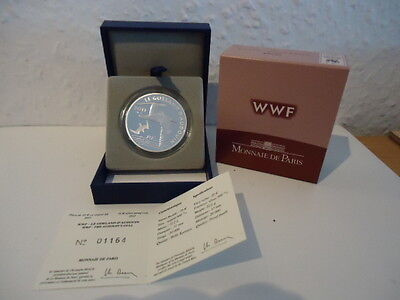 10 Euro Frankreich 2011 PP - WWF - The Audouin's Gull