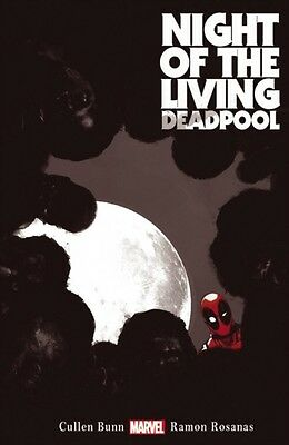 Night of the Living Deadpool (Deadpool (Unnumbered)) (Paperback),. 9780785190172