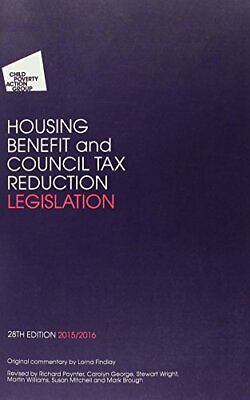 CPAG's Housing Benefit and Council Tax Reduction Legi... by Child Poverty Action
