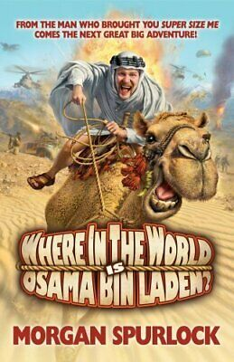 Where in the World Is Osama Bin Laden? [DVD] - DVD  HGVG The Cheap Fast Free