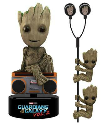 Neca Guardians of the Galaxy Vol. 2 Gift Set Groot Limited Edition