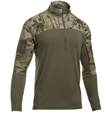 Under Armour TAC Combat Shirt 2.0  Tactical Langarm Shirt Army (1279639)