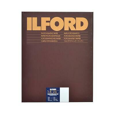 "Ilford Multigrade RC Warmtone VC B  W Enlarging Paper, 8x10""-25 Sheets, Pearl"