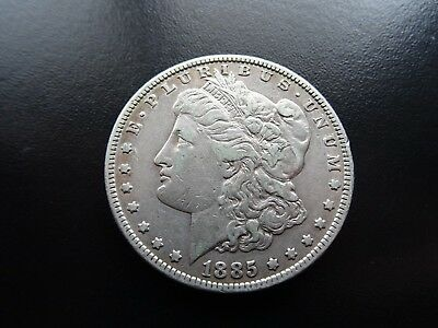 United States Of America One Dollar Silver 1885 (Morgan) Bb.