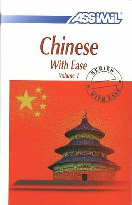 Chinese with Ease: v. 1 New Paperback Book Assimil