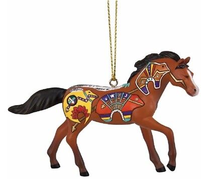 Trail of Painted Ponies Spirit Bear Pony Christmas Tree Ornament 4058158 Horse