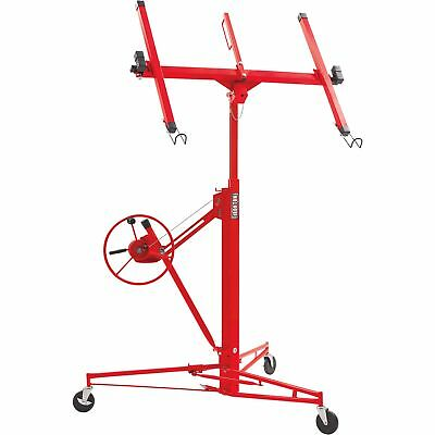 Ironton Drywall and Panel Hoist - 150-Lb. Capacity, 11ft. Lift