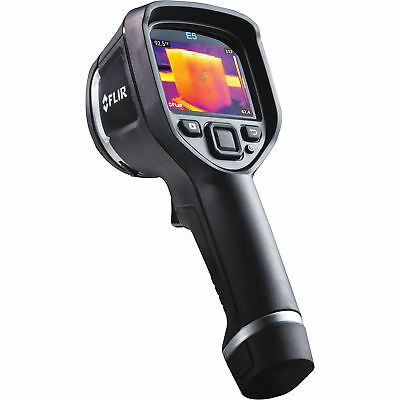 Flir Compact Thermal Imaging Camera - 120 x 90 IR Resolution, Model# E5