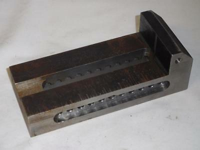 Machinist Setup Specialty Angle Block Toolmaker Set Up Workholding Tool