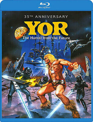 Yor, The Hunter From the Future (35th Anniversary Edition) [New Blu-ray]