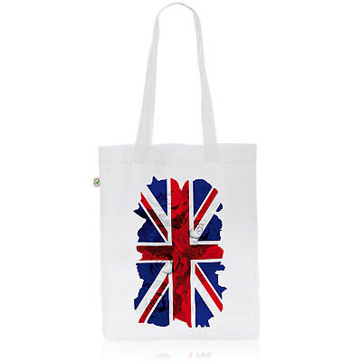 Union Jack Rosen Beutel Tasche Flagge Flag Great Britain Queen England London uk