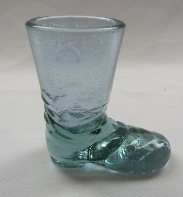 Boyd Art Glass High Top Texas Shoe Boot (Alexandrite ) Second 5 Years