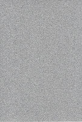 A4 Silver Soft Touch Low Shed Sparkly Glitter Card