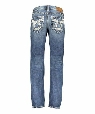 New With Tags Men's Big Star Buckle Jeans Straight Boot Union Pioneer Eastman
