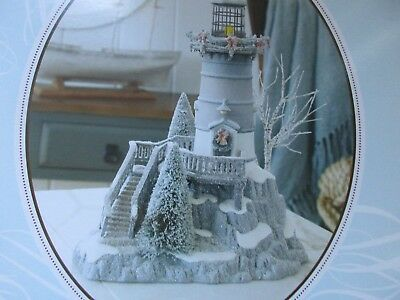 Dept 56 Winters Frost ~ Winters Light Lighthouse  NEW IN BOX