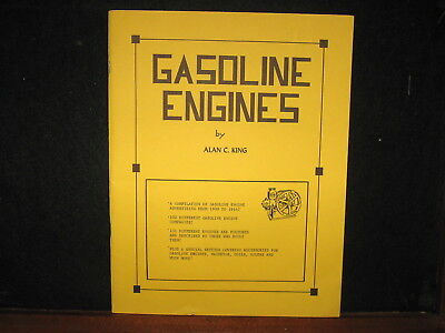 Vintage 1976 Allan C King Book No. 1 Hit & Miss Gas Engine Advertising