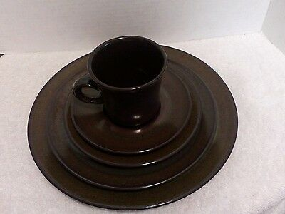 Franciscan Madeira, 5 Piece Place Setting