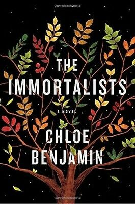 The Immortalists: A Novel [New Book] Hardcover