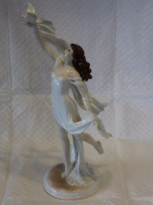 Royal Worcester Spirit of Peace Limited Edition Figure