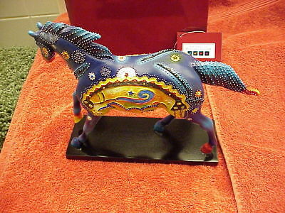 "The Trail Of Painted Ponies- ""KOKOPELLI""  4th Ed  #6024 MIB/ Card-RESIN"