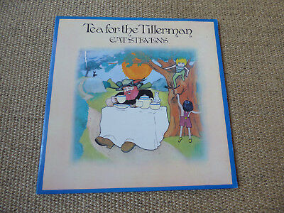 CAT STEVENS - Tea for the Tillerman - Vinyl LP