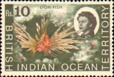 British Indian Ocean Territory #16-33 set VF