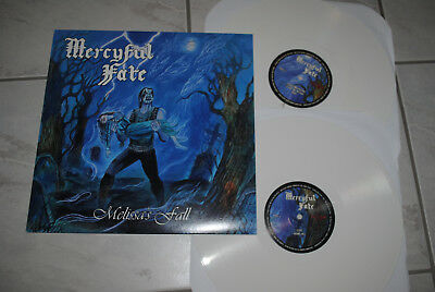 MERCYFUL FATE - Melissa´s Fall 2 x LP lim. 175 white Vinyl King Diamond