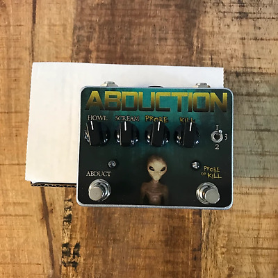 Tortuga Effects Abduction Dual Germanium Overdrive
