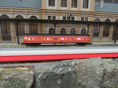 Z - Marklin 8789 Flicker Free LED Illuminated Southern Pacific End Car