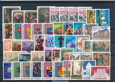 [G41594] Luxembourg Good lot Very Fine MNH stamps