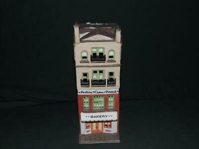 THE BAKERY - One of the First Buildings1987 Christmas in the City-Dept 56- B4
