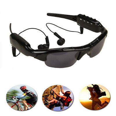 Portable Sunglasses Digital Camera HD 1080P Wearing Camcorder Spy Hidden  Camera