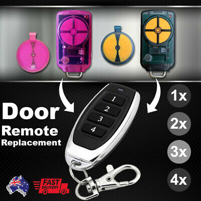1x 2x ATA PTX5 TrioCode GDO Garage Door Remote Replacement GDO 11v1/6v3/6v4