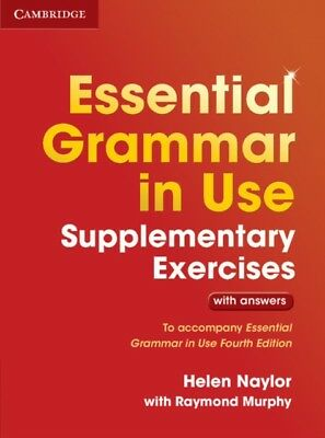 Essential Grammar in Use Supplementary Exercises: To Accompany Es...